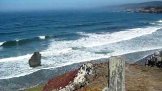 Waves at the Beach - North of Sea Ranch Lodge, Sonoma County, CA