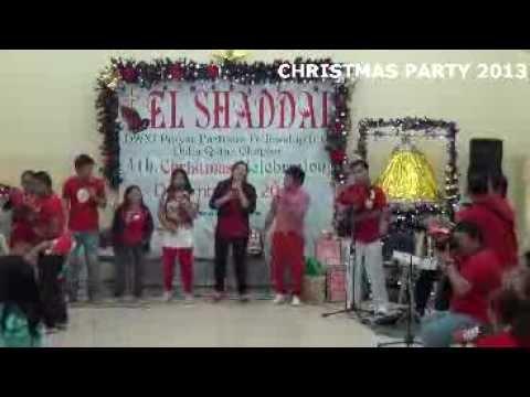 El Shaddai Doha Qatar - Christmas Party 2013