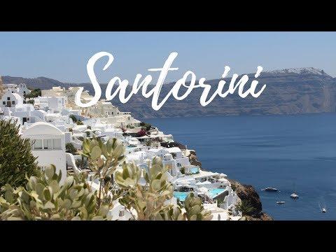 Santorini, Greece || Travel Video