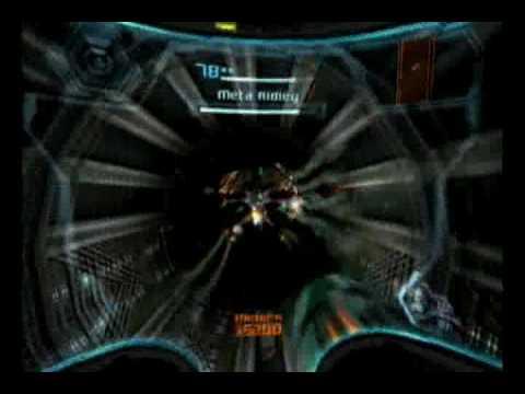 Metroid Prime 3: Corruption 100% Walkthrough Part 11 - Boss Battle Meta Ridley
