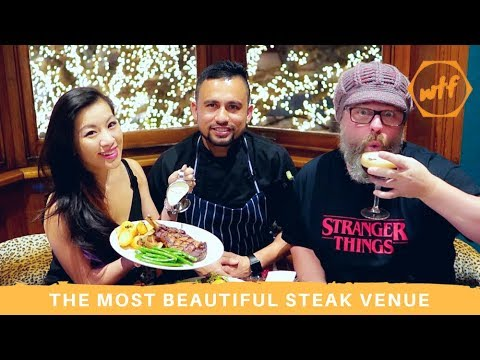 Sydney's BEST Steak? - The Oaks