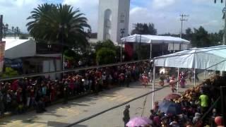 Desfile militar Teoloyucan 2014
