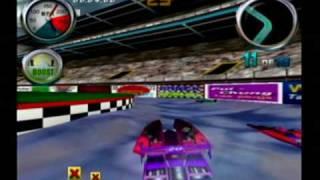 Hydro Thunder (Midway Arcade Treasures 3, Gamecube) - Thunder Park (1st place) (10/4/09)