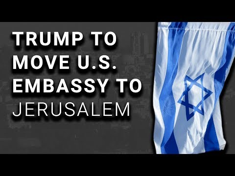 DISASTER: Trump Will Recognize Jerusalem as Israeli Capital