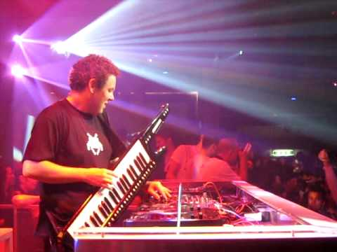 Joachim Garraud Live @ Vanilla Club, Riazzino (CH)