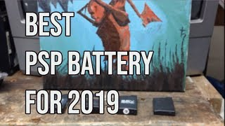 The Best PSP Battery To Buy In 2019