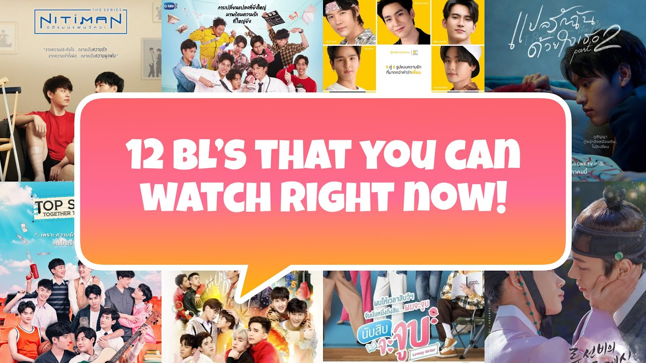 Download BL's that you can watch right now [May 2021]   THAI BL