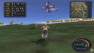 Jeremy McGrath Supercross World GameCube Gameplay HD