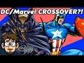 Слияние вселенных Marvel и DC - Comic Drake | Озвучка: InDub
