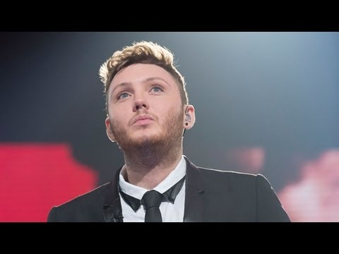 James Arthur sings Marvin Gaye's Let's Get It On - Live Week 8 - The X Factor UK 2012