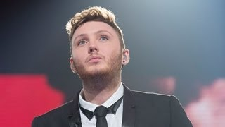 James Arthur sings Marvin Gaye's Let's Get It On - Live Week 8 - The X Factor UK 2012 Video