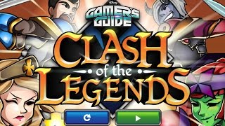 Clash of the Legends Gameplay Video
