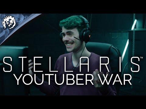 Stellaris YouTuber War - Episode 1 |