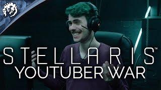 Stellaris YouTuber War - Episode 1