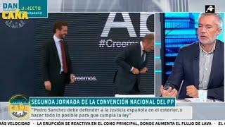 Mariano Calleja: 'El objetivo de esta Convención Nacional del PP es recuperar a los votantes de VOX'