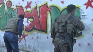 Anti terror operation in Turkey's Nusaybin