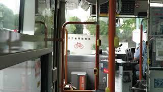 [車内映像]東野交通 市役所・卸団地循環線 西原車庫~宇都宮東武