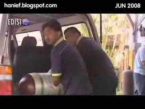 rakyat Malaysia mula beralih kpd kenderaan NGV