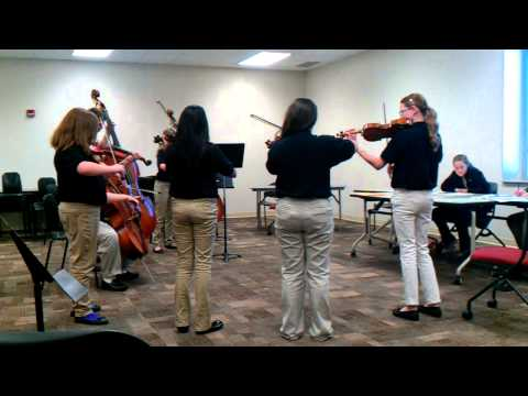 Avon Intermediate School East Chamber Ensemble