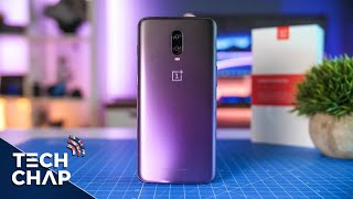 Unboxing the PURPLE OnePlus 6T! 💜 | The Tech Chap