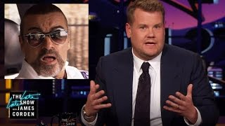 flushyoutube.com-James Corden Reflects On George Michael and How He Inspired Carpool Karaoke