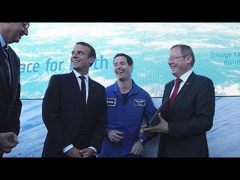 ابتكارات وطموحات لغزو الفضاء في معرض باريس للطيران - space  - 20:21-2017 / 6 / 22