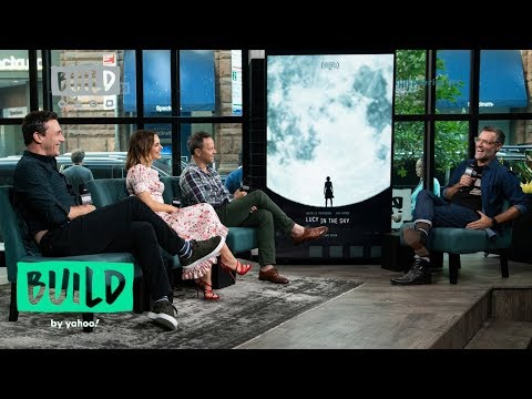 "Stars Natalie Portman, Jon Hamm & Director Noah Hawley Talk About Their Film, ""Lucy In The Sky"""