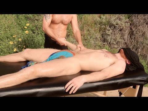 front body kahunaman gay massage at nude beach. from YouTube · Duration:  3 minutes 30 seconds