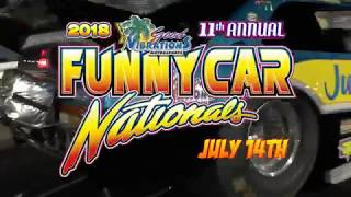 Good Vibrations Motorsports 11th Annual Funny Car Nationals