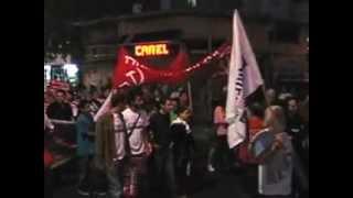 Первомайская демонстрация в Израиле הפגנה בחיפה(, 2012-04-29T11:56:09.000Z)