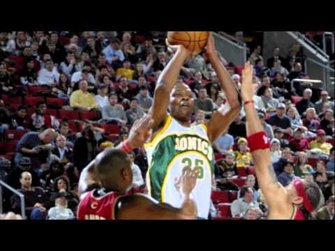 Top 10 Seattle Supersonics All-Time