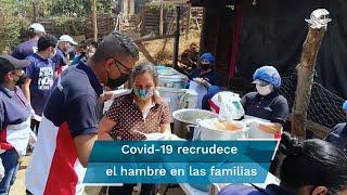 La caída de ingresos en familias por la crisis sanitaria afectó esta necesidad básica; en 5.5 millones de casas algún adulto padeció  hambre: Inegi