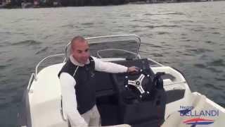 Test in acqua BENETEAU Flyer 6 SunDeck
