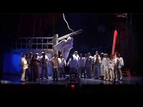 Der Fliegende Hollander at the Opera in Cluj