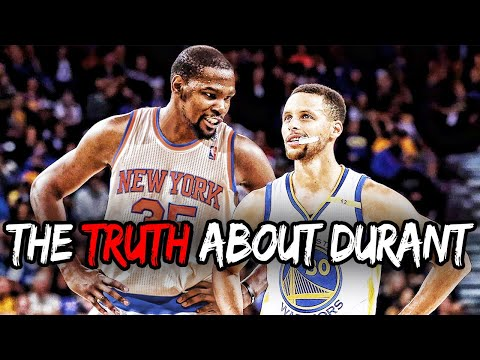 Kevin Durant EXPOSED? Leaving the Warriors bc of Steph Curry
