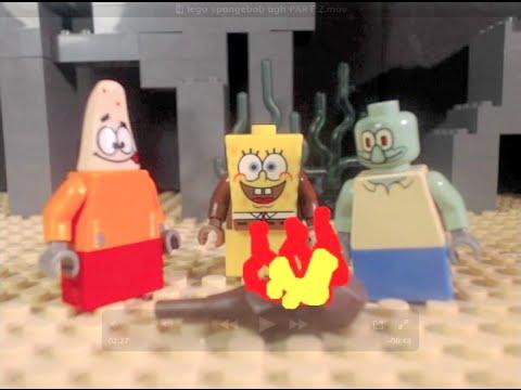 lego spongebob ugh PART 2