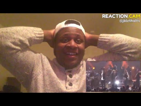Chris Stapleton and Justin Timberlake (2015 CMA's Tennessee Whiskey / Drink You Away) Reaction