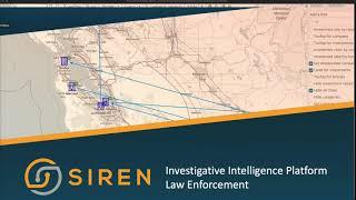 Siren Law Enforcement - Car Theft Investigation