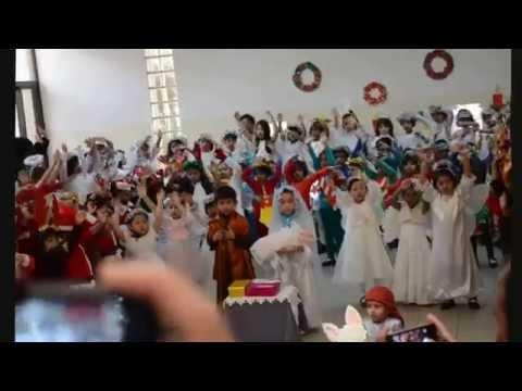 SACRED HEART LKG-BAHRAIN CHRISTMAS PROGRAM 2014