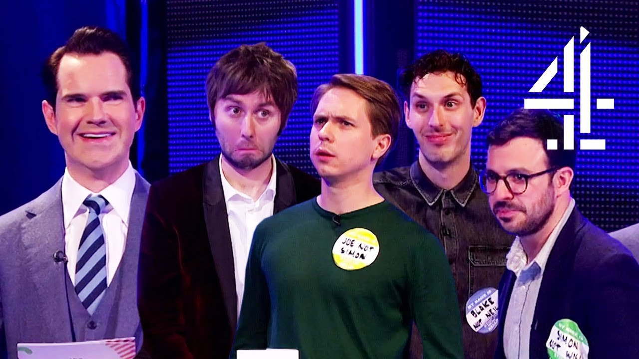Jimmy Carr's SAVAGE Inbetweeners Quiz! | The Inbetweeners: Fwends Reunited image