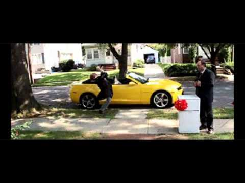 Homemade Camaro ad wins Chevrolet Super Bowl slot