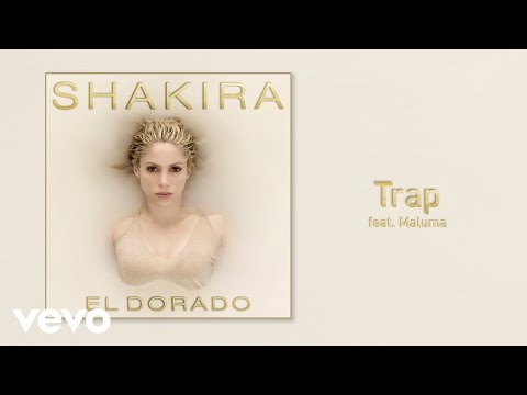 Shakira - Trap (Audio Oficial) ft. Maluma