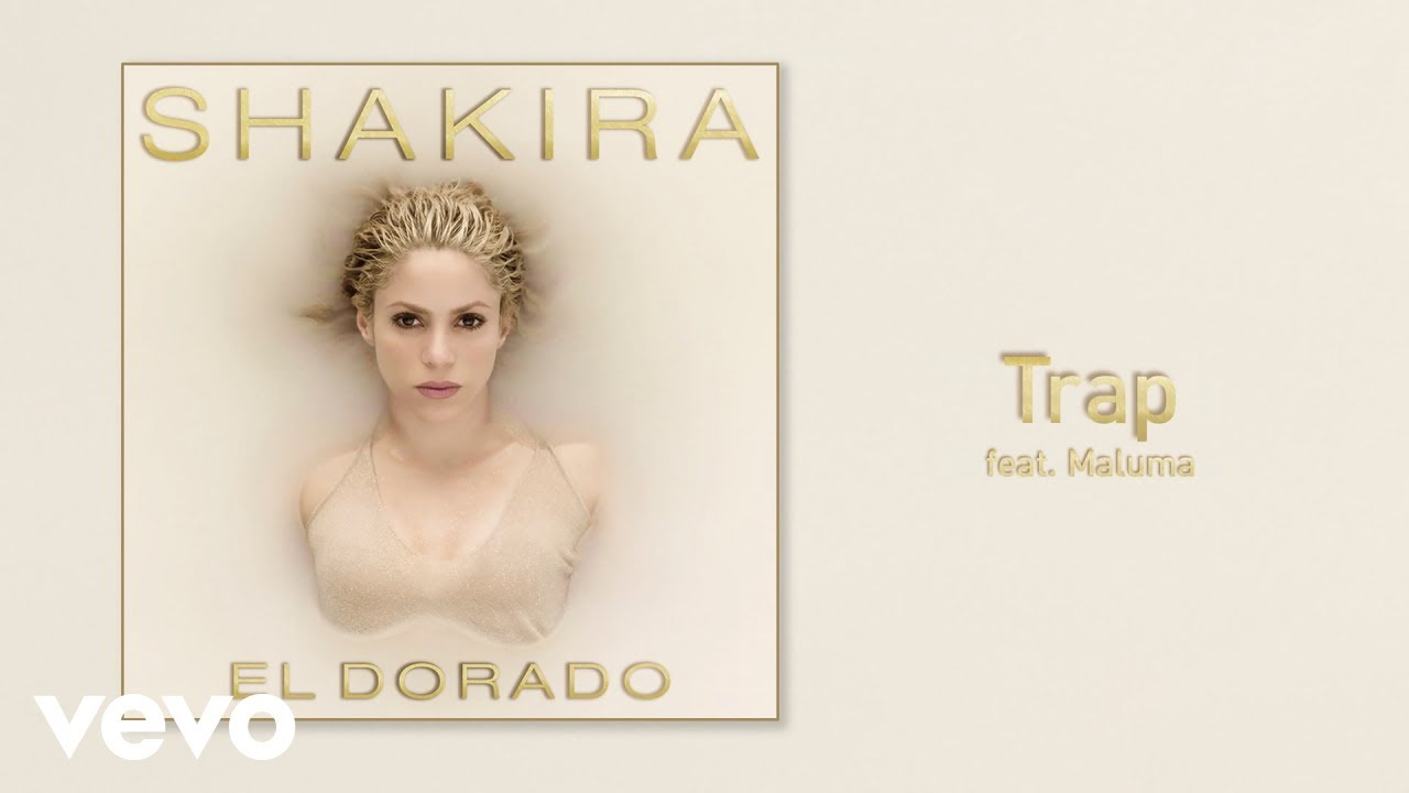 Shakira - Trap (Audio) ft. Maluma