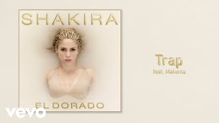 shakira trap audio ft maluma