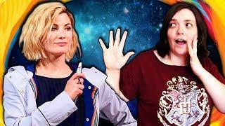 TRAILER, SONIC SCREWDRIVER... - Debrief Doctor Who panel SDCC