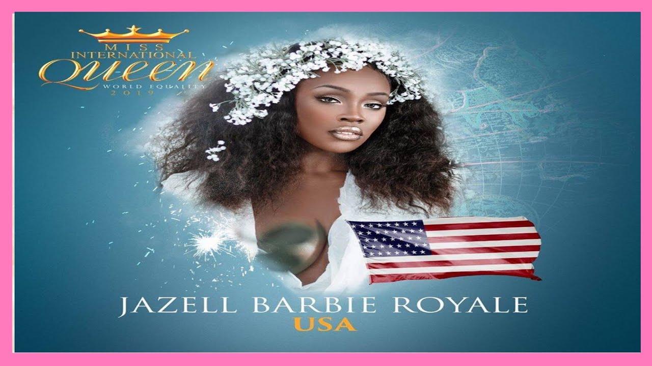 Miss International Queen 2019 USA 🇺🇸 Candidates / Transgender