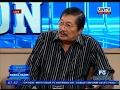 LRTA Administrator Reynaldo Berroya on Get it Straight