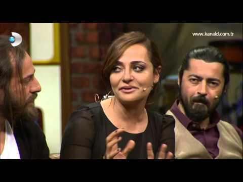 Beyaz Show - Didem Balçın'dan, Halil Sezai'ye memnun etmeyecek gönderme!