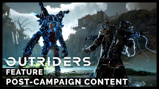 Outriders: Post-Campaign Content [PEGI]