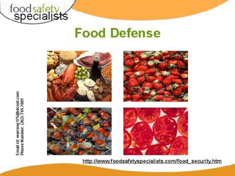 FOODSAEFTYSPECIALISTs